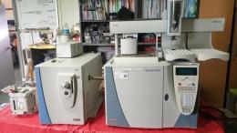 GC(TRACE GC ULTRA)+MASS SPECTROMETER+인터페이스,GC질량분석기,THERMO Trace GC Ultra Mass Spectrometer