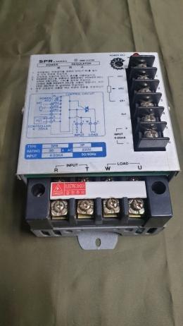 싸이리스터, POWER REGULATOR,SPR 시리즈,파워 레귤레이터,전력 조정기