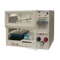 자동샘플전처리기/HF,HNO3안전/완전자동시약분석추출