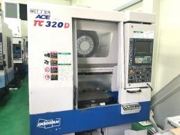 두산 듀얼 2파레트 ACE TC-320D 태핑센터 머시닝센터