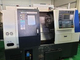 위아 6인치 L150A CNC선반(2대)