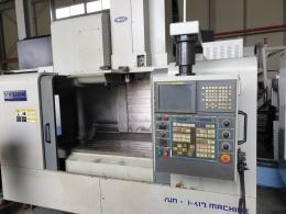 위아 5호기 VX510M 머시닝센터 MCT 머시닝센타