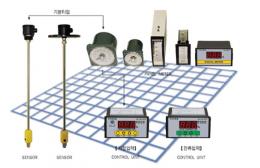 수위조절기,투라인레벨,디지털식 수위조절기 2L-LIC-D/P