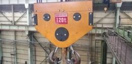 120톤 *SP:18.5M*양정24M 호이스트 크레인
