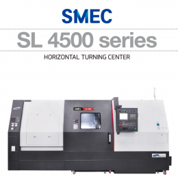 SL 4500 series HORIZONTAL TURNING CENTER