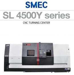 SL 4500Y series CNC TURNING CENTER