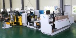 AUTO GLUER & STITCHER(전자동 박스봉합기계), 베가기, 철박이, 글루어, 스티처, 박스기계