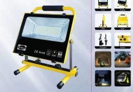 충전식 LED 투광작업등