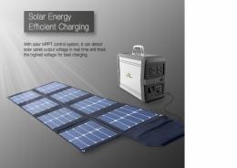 태양광발전기