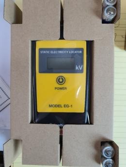 정전기 측정기