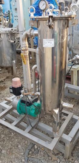 휠타하우징펌프SET(5구)