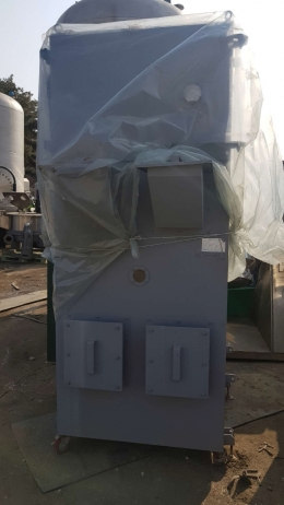 흡착탑(활성탄집진기)40CMM