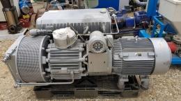 오일진공펌프 20HP