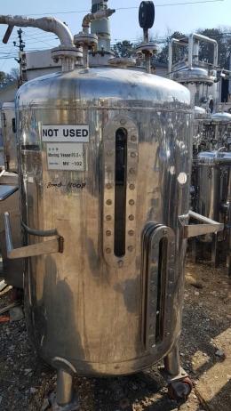 압력탱크(보온) 0.5㎥