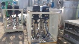 그린포스펌프 7.5HP(4대)