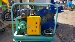 호스펌프40mm(몰탈)