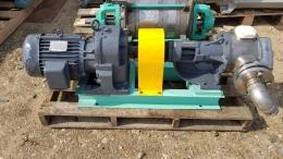 로타리기어펌프3HP(스텐)