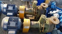 FRP펌프 7.5HP(2대)