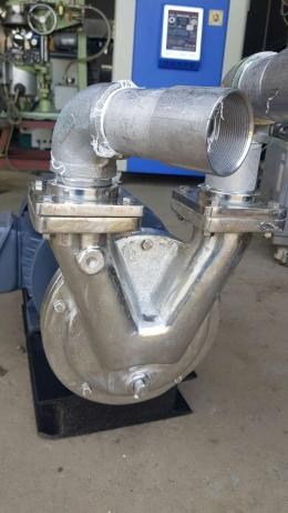 자흡펌프7.5HP