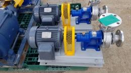 SUS원심펌프3HP(2대)