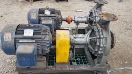 열매체 펌프 25HP(2대)