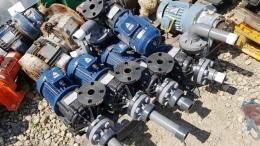 마그네틱펌프1HP(6대)