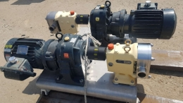 방폭형로브펌프2HP(2대)