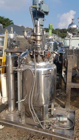 반응기100L(3중믹싱탱크)