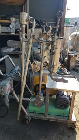 SUS로타리기어펌프2HP