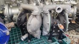 SUS다이아후렘펌프 25A(2대) 에어펌프