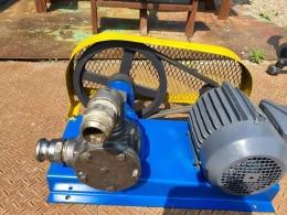 로타리기어펌프 2HP(2대)