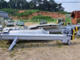 철스크류컨베어U형250Ø-3.5M