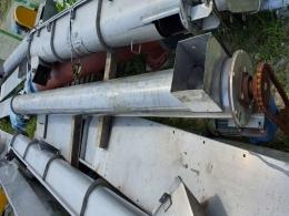 SUS스크류컨베어O형200Ø-4M