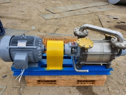 SUS수봉진공펌프20HP(복식)