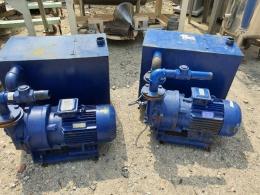 수봉진공펌프7.5HP(2구)