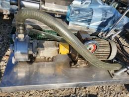 SUS로타리기어펌프1HP
