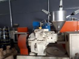 수도관 제조기계