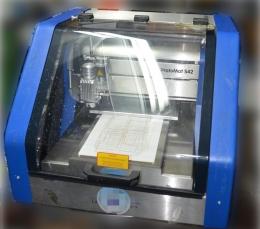 LPKF Protomat S42 PCB Milling Machine