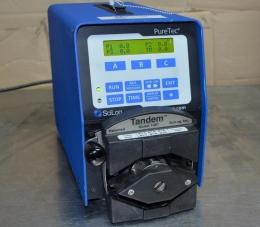 SciLog PureTec Portable Digital Peristaltic Pump ,Tandem 1081 Head
