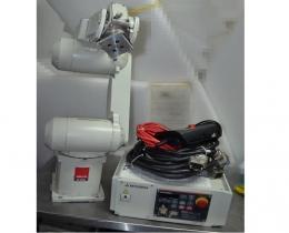 Mitsubishi Industrial Robot RV-6SDL & Controller CR2D-711-S11 #1