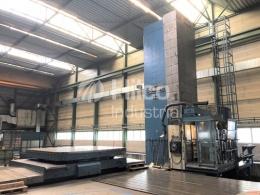 대형 CNC 수평보링 / FLOOR BORING / CNC 보링&밀링 머신 / 범용보링기 / 범용밀링머신 - HCW 3 225NC