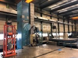 대형 CNC 수평보링 / FLOOR BORING / CNC 보링&밀링 머신 / 범용보링기 / 범용밀링머신 - HCW 2 180NC
