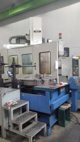 CNC 터닝(CNC 수직선반)
