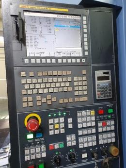 수평형 머시닝센타(NHM6300)