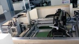 cp자동실크스크린인쇄기, 로터리인쇄기, 건조기