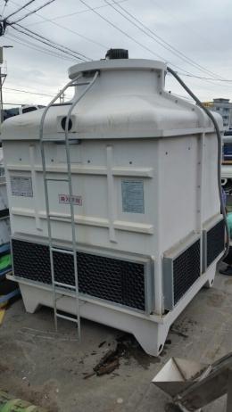 쿨링타워 냉각기 50RT 펌프5HP