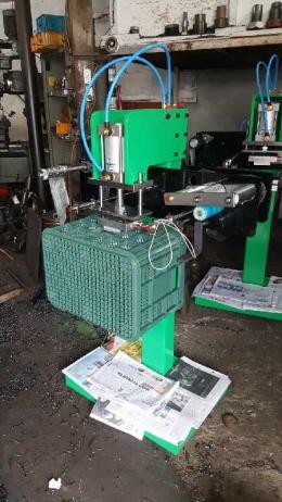 과일상자 상호(글자) 인쇄기