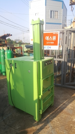 캔 압축기 3마력 단상모터220v
