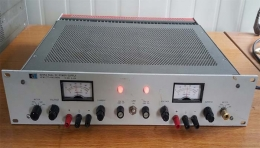 DUAL DC POWER SUPPLY