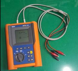 휴대용접지저항,대지저항측정기